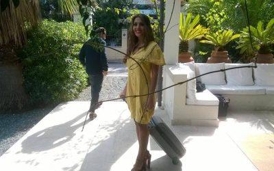 Maria Michela Mattei indossa Aurora Potenti